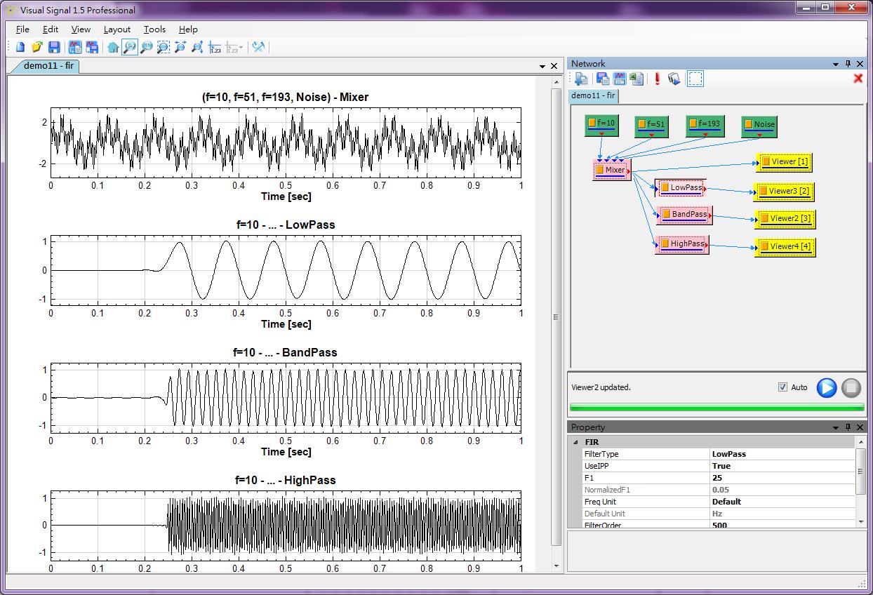 AnCAD, Inc  - Visual Signal Demo